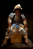 Armatura del samurai Fotografia Stock Libera da Diritti