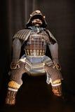 Armatura del samurai immagini stock