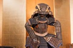 Armatura del samurai Fotografie Stock