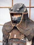 Armatura giapponese Fotografie Stock