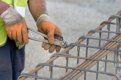 Armature καθορισμού εργαζομένων Στοκ φωτογραφίες με δικαίωμα ελεύθερης χρήσης