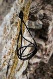Armature που προεξέχει από έναν τοίχο Στοκ εικόνες με δικαίωμα ελεύθερης χρήσης