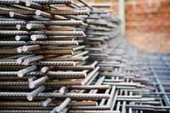 armature σίδηρος Στοκ φωτογραφία με δικαίωμα ελεύθερης χρήσης