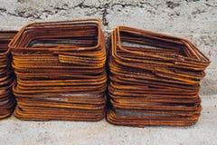 Armature σιδήρου Στοκ Εικόνες