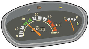 Armaturenbrett Stockfotos