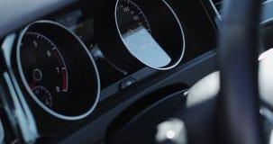 Armaturenbrett im Auto