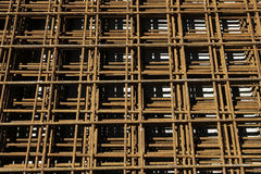 Armaturennetz Stockbilder