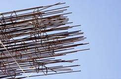 Armatures σιδήρου Στοκ Φωτογραφίες
