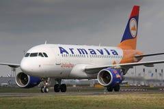 A320 Armavia Stock Photos