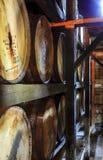 Armazém de Bourbon imagem de stock royalty free