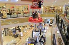 Armazém Ho Chi Minh City Saigon Vietname de Diamond Plaza Foto de Stock