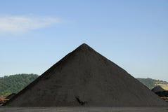Armazenagem do carvão Imagem de Stock Royalty Free