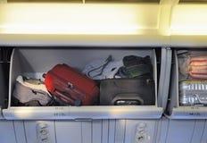 Armazenamento da bagagem Imagem de Stock