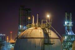 Armazenamento de gás imagens de stock royalty free