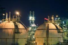 Armazenamento de gás imagem de stock royalty free