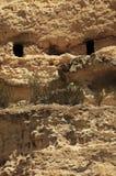 Armazenamento do castelo de Montezuma Foto de Stock Royalty Free