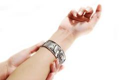 Armband stock afbeelding
