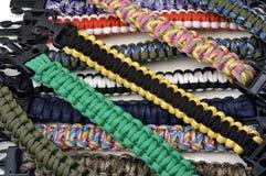 Armband av överlevnad Royaltyfri Fotografi