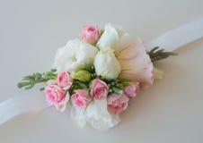 Armband av blommor Arkivbilder