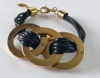 Armband met hoepels Stock Foto