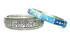 armband två Royaltyfri Bild
