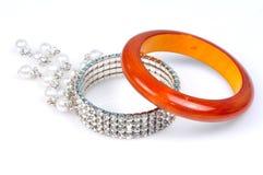 armbanddiamant Royaltyfri Bild