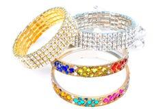 Armbanden royalty-vrije stock foto