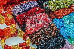 Armbanden en trinkets-1 Royalty-vrije Stock Fotografie