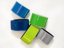 armbands αντανακλαστικά Στοκ Εικόνα