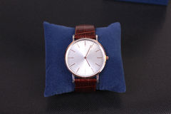 Armbanduhr der Männer Stockbild