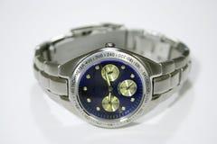 Armbanduhr-Nahaufnahme Lizenzfreies Stockbild