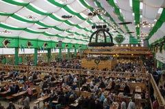 Armbrustschuetzenzelt σε Oktoberfest στο Μόναχο, Γερμανία, 2015 Στοκ εικόνα με δικαίωμα ελεύθερης χρήσης