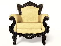 Armchair Royalty Free Stock Images