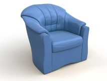 Armchair royalty free illustration