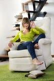 armchair Στοκ φωτογραφία με δικαίωμα ελεύθερης χρήσης