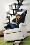 armchair Στοκ φωτογραφίες με δικαίωμα ελεύθερης χρήσης