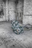 The armchair Royalty Free Stock Image