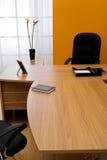 Armchair of director Stock Photo
