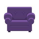 Armchair for fashion cozy interior. Stock Photos