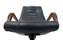 Armchair For Boss Cutout Royalty Free Stock Images