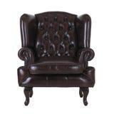 armchair leather royal Στοκ φωτογραφίες με δικαίωμα ελεύθερης χρήσης