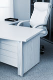 Armchair in a modern office Royalty Free Stock Photography