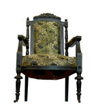 Armchair old Royalty Free Stock Images