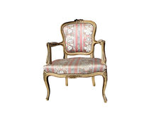 Armchair regency Stock Image