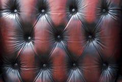 Armchair texture Stock Photography
