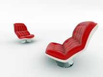 Armchairs Stock Image