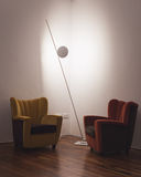 Armchairs at Ventura Lambrate space during Milan Design week Stock Photos