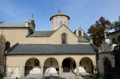 Armeńska katedra wniebowzięcie Święty bóg zdjęcie stock