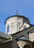 Armeńska katedra wniebowzięcie Święty bóg obrazy royalty free