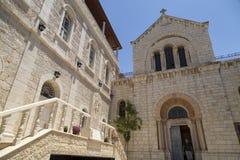 Armeński Katolicki patriarchat Jerozolima zdjęcia stock